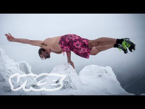 Inside the Superhuman World of the Iceman 2015 documentary movie, default video feature image, click play to watch stream online
