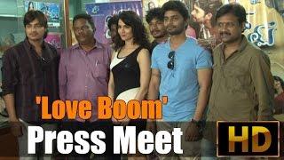 'Love Boom' Press Meet - IGTELUGU
