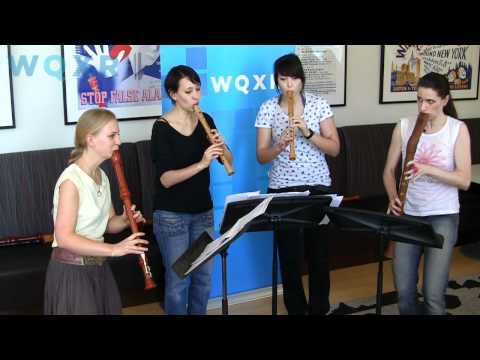 Quartet New Generation Plays Fulvio Caldini: Clockwork Toccata