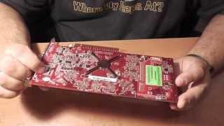 Обзор ремонта видеокарты
