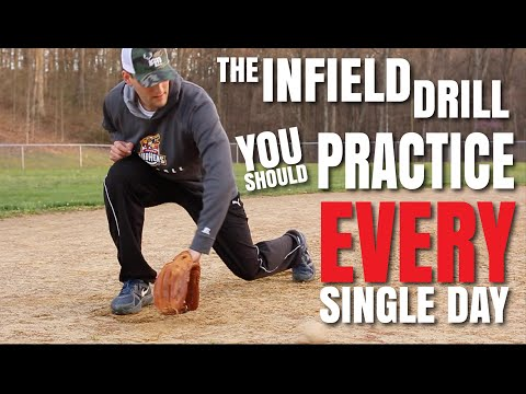 The Infield Drill you should practice every day