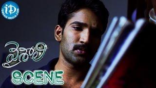 Vaishali Telugu Movie || Aadhi searches in Krishnamoorthy flat || Aadhi - IDREAMMOVIES