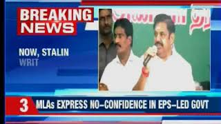 MK Stalin writes to Tamil Nadu Governor, asks EPS to prove his majority - NEWSXLIVE