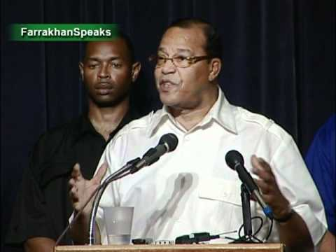 Farrakhan Speaks:Minister Farrakhan answers questions at a high school in St. Thomas Episode 5 of 7