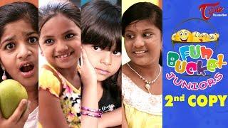 Fun Bucket JUNIORS | Episode 2 | Kids Funny Videos | TeluguOne | Comedy Web Series - TELUGUONE