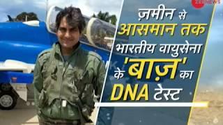 Zee News Editor-in-Chief Sudhir Chaudhary flies the Hawk which trains India's sky warriors - ZEENEWS