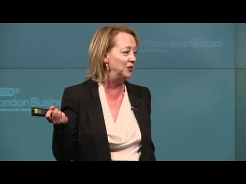 TEDxLondonBusinessSchool 2012 - Lynda Gratton - How to be ready for your future, now