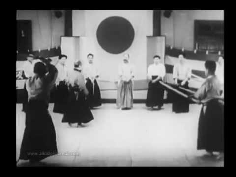 Aikido Master Morihei Ueshiba: Highlights of