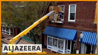 🇺🇸 North Carolina town suffers the brunt of Florence | Al Jazeera English - ALJAZEERAENGLISH