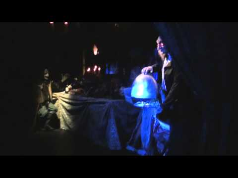 Geisterschloss (Haunting - Ghost House) - Dark Ride OnRide - Europa Park, Germany