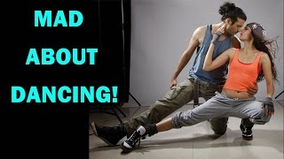 Mad About Dance Movie - Saahil Prem and Amrit Maghera talk about films made on Dance!