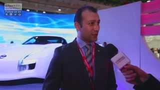 فيديو: جناح نيسان في أوتوماك - فورميلا ولقاء مع مدير التسويق محمد ايهاب