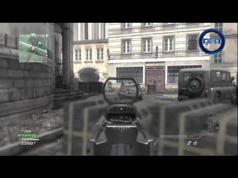"""Modern Warfare 3"" - LIVE Multiplayer Gameplay! - Call of Duty MW3"