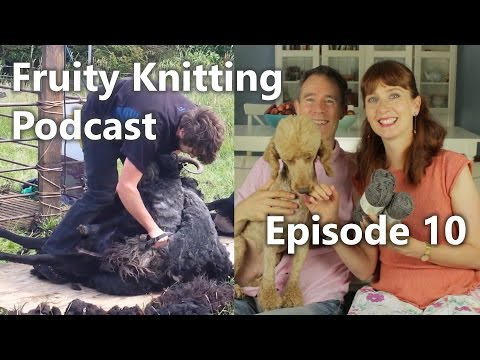 Episode 10 - Yorkshire Wildlife Trust Yarns and a Knitted Hiking Jacket