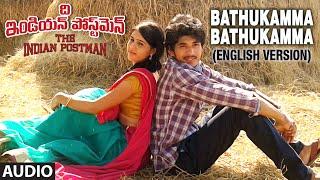 Bathukamma Bathukamma (English) Full Song || The Indian Postman || Ajay Kumar, Veda, Priyanka - LAHARIMUSIC