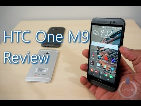 HTC One M9 Review (U.S):  Modest Update Over One M8 and One M7