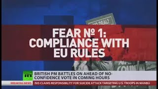 Doomsday predictions as Brexit saga spiraling out of control - RUSSIATODAY