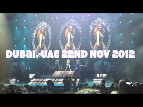      / JLO Dance Again Tour in Dubai
