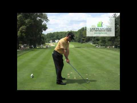 Louis Oosthuizen 3 Wood DL Slow Motion Golf Swing
