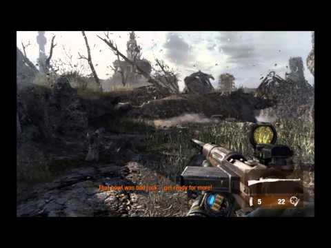 Metro: Last Light- Not A Rabbit Achievement Guide