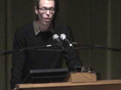 2013 EcoFarm Plenary: Denise O'Brien and Brian Halweil, with John Trudell (PART 3 of 4)