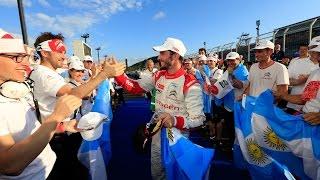 Pechito retuvo el título mundial de la FIA WTCC