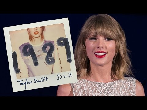 10 Famosos Obsesionados con 1989 de Taylor Swift!