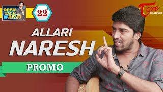 Open Talk with Anji | #22nd Promo | #TeluguInterviews - TELUGUONE