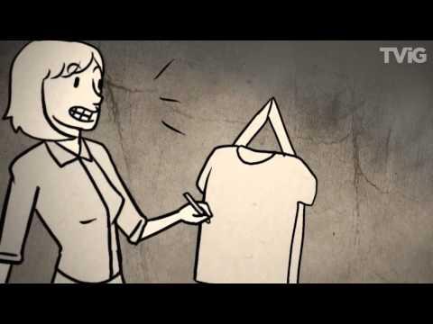 Como desenhar sobre tecido sem borrar