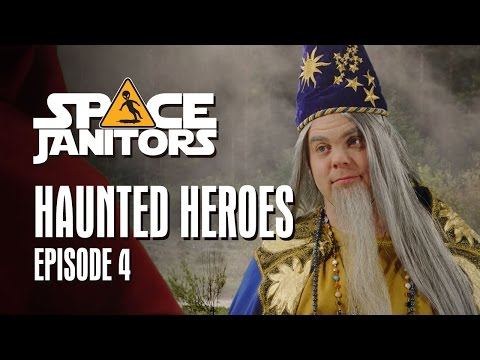 Haunted Heroes - Space Janitors Season 3 Ep. 4