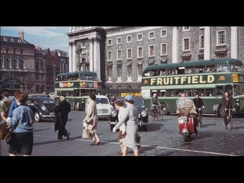 Dublin in the 1970's