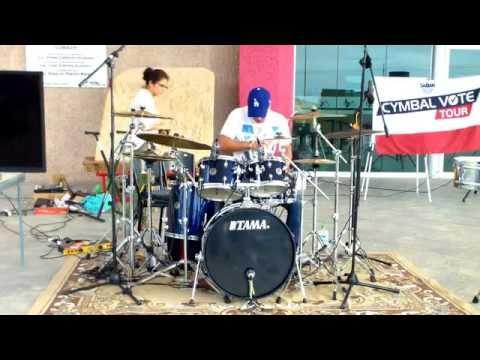 SABIAN, Tour Cymbal Vote 2013, Audio y música de tapachula PT1