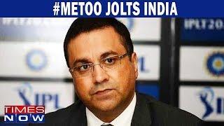 Me Too: BCCI CEO Rahul Johri accused of sexual assault - TIMESNOWONLINE