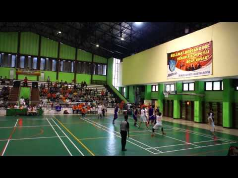 Final Basketball KU-16 Pa Indonesia Muda Basketball (IM) vs Gading Muda (GM)