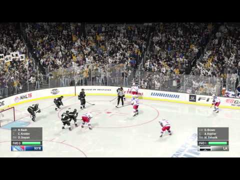 NHL 15 PS4 Gameplay (HD) 1080p