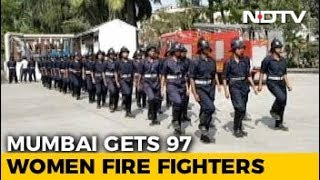 97 Young Women Set To Join Mumbai's Fire-Fighting Unit - NDTV