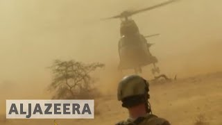 Macron calls for Sahel force against armed groups - ALJAZEERAENGLISH