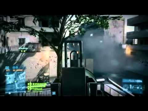 Battlefield 3 Beta new Grand Bazaar Multiplayer Gameplay