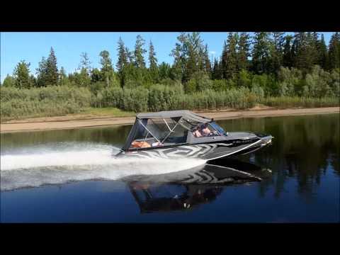 лодки с водометным двигателем росомаха