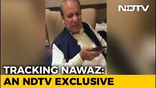 "EXCLUSIVE: ""Ready For Any Eventuality,"" Says Nawaz Sharif, Tracked By NDTV In UAE - NDTV"