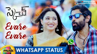 Best LOVE Whatsapp Status | Sketch Latest Telugu Movie | Vikram | Tamanna | Thaman S | Mango Music - MANGOMUSIC
