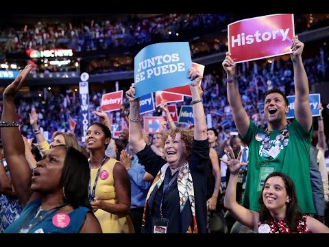 Women Who Inspire Us: At the DNC