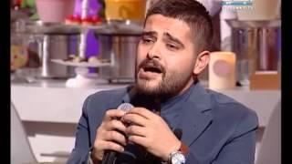 بالفيديو: ديو دريد لحام مع ناصيف زيتون في عيد الحب
