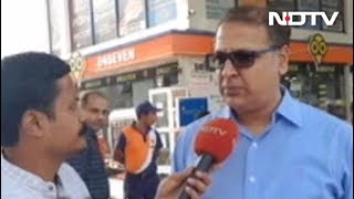 दिल्ली में पेट्रोल पंपों की हड़ताल, डीलर्स बोले- घट गई तेल की बिक्री - NDTVINDIA