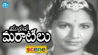 Mugguru Maratilu Movie Scenes - Rukku Gets Angry On Her Husband || ANR, VH Narayana Rao - IDREAMMOVIES