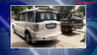 video : पुलिस को चकमा देकर खतरनाक चोर गिरोह का मैंबर फरार