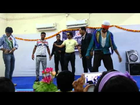 bhailogo ka satsang drama at hindi samaroh Bharuch Pf Office part-2