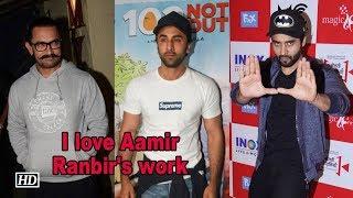 I love Aamir, Ranbir's work: Jackky Bhagnani - IANSLIVE