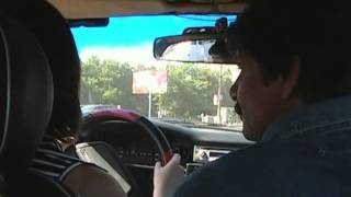 Уроки вождения для автоледи.  Урок 9