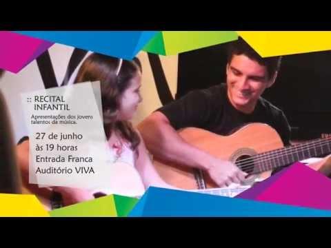 Programação de JUNHO 2014 - VIVA Escola de Artes